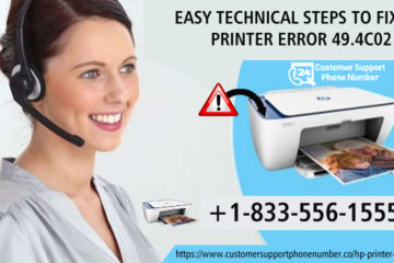 Fix HP Printer Error