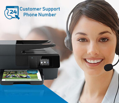 HP Printer Support Image
