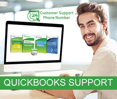 QuicksBooks Support Image